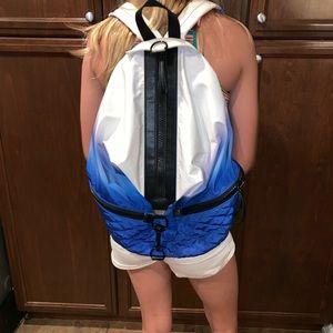 Rebecca Minkoff Julian Sport backpack ombré EUC